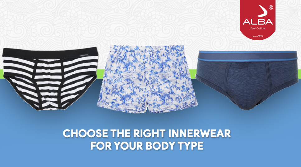 Choosing the Right Innerwear for Your Body Type