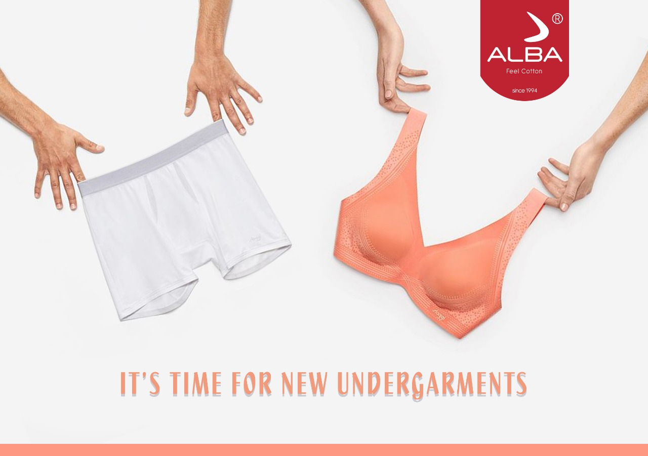 Time For New Undergarments